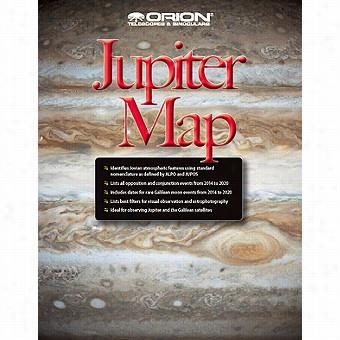 Orion Jupiter Map & Observinv Gui De