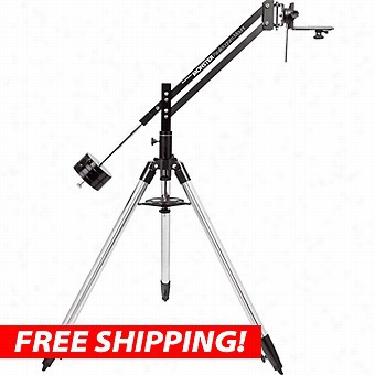 Orion Monster Paarallelogram Binouclar Mount & Tripod