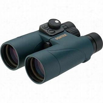 Pentax 7x50 Marine Binocular With Buil T-in Cmopass