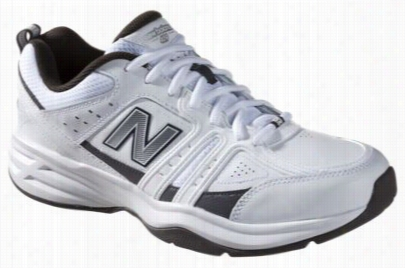 197812ea New Balance Mx409 Cross Trainer Shoes Fo R Men - White/gray - 10/d ...