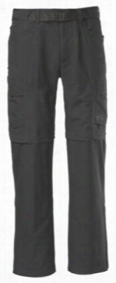 The North Face Paramount Peakk Ii Convertible Pants For Men - Asphalt Grey - Regular -- L