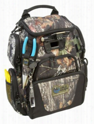 Wild River Equipment Tek Recon Lighted Agreement Backpack - Moossy Oak Break-up