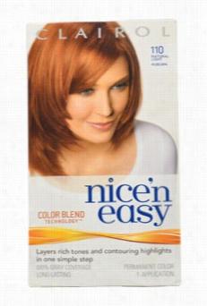 Nice 'n Easy Permanent Color  -112 Natural Dark Auburn