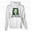 Barack Obama Hundred Dollar Bill Hooded Sweatshirt