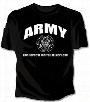 Army The Hardest Job Girls T-Shirt