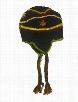 Chullo Fleece Lined Ski Hat - Alpaca Hats - Earth Ragz Garments