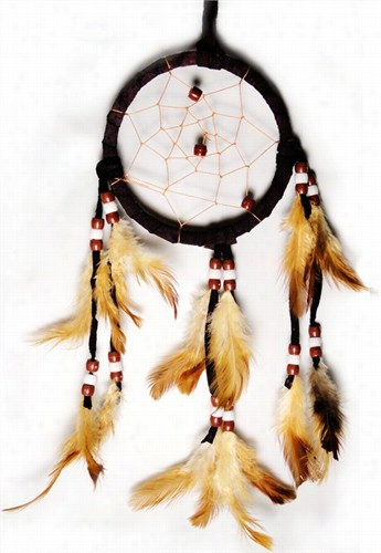 Native Spiits 4 Inch Dre Am Catcher