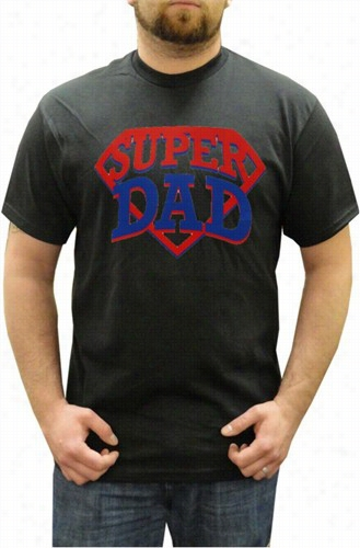 bff502a54 Super Dadd T-sihrt - Distinguished Shirt For A Great Dad @ Online ...