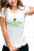Irish License To Drink Girls T-Shirt