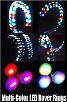 Multi-Color LED Raver Ring