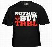 """Tribal Gear """"TRBL"""" T-Shirt"""