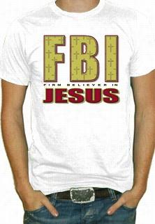 F Irm Believer In Jesus T-shirt