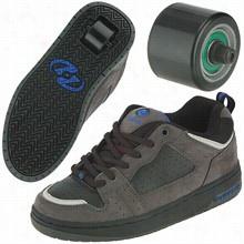 Heelys Vapor Rollershoe (charcoal/black/blue)