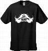 10 Cent Mustache Rides Men's T-Shirt