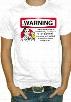 Alcohol Warning T-Shirt