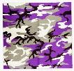 Bandanas - Purple Camo Bandana