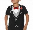 Tuxedo TShirts - Kids All Occasion Formal Tuxedo T-Shirt