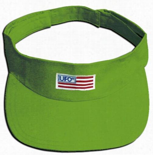 Ufo Visor (limey Green)
