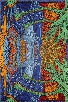 """3D Epic Surf Tapestry 60 x 90"""""""