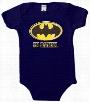 I Am Batman Infant Onesies
