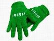 St.Patrick's Day Irish Green Pair of Gloves