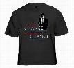 """Barack Obama """"Change the World"""" T-Shirt"""