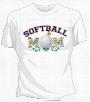 Softball Mom Girls T-Shirt