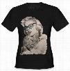 Marilyn Monroe Retro Tattoo Girl's T-Shirt
