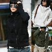 Stylish Lady Women's Casual New Fashion Long Sleeve Outwear Hoodie