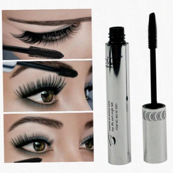 1 Pc Eye Lashes Makeup Wa Terproof Long Eyelash Silicone Brush Chief Mascara  Eh7e