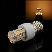 "E27 27 SMD5050 LED Corn Light Warm White SMD5050 Bulb Lamp 200V-240V""5W"