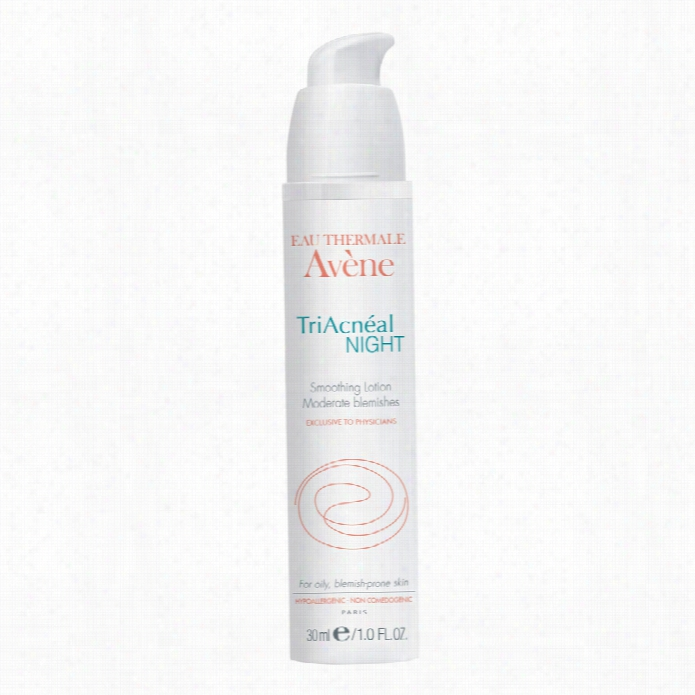 Avene Triacneal Night Soothing Lotion