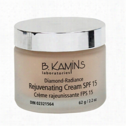 B. Kamins Diamond Radiance Rejuvenainng Cream Spf 15