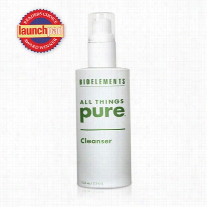 Bioelements All Things Pure Clesnser