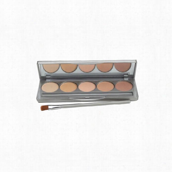 Coloresciecne Mineral Corrector Palette