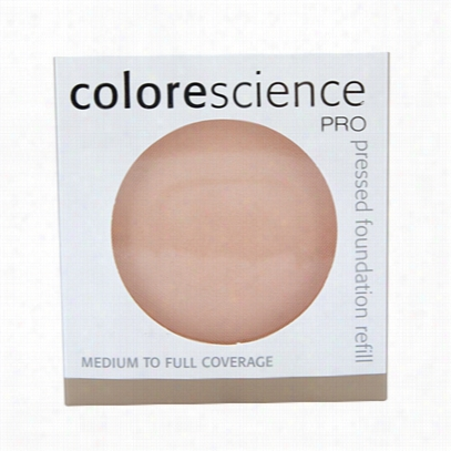 Colo Rescience Pressed Ineral Foundation Co Mpact Refill