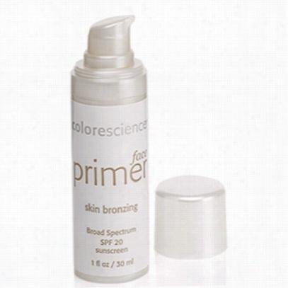 Colorescience Husk Bronzing Face Primer Spf 20