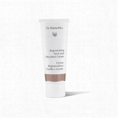Dr. Hauschka Regenerating Neck & Decollete Cream