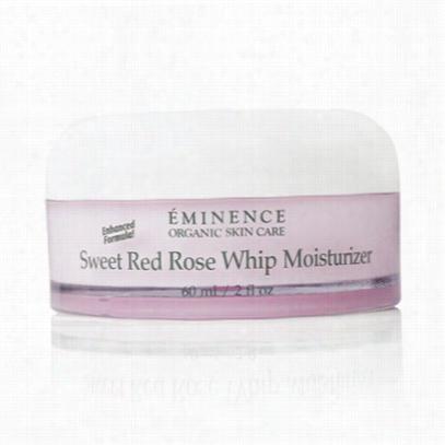 Exaltation Sweet Red Rose Whip Moisturizer