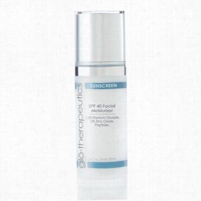 Glotherapeutics Spf 40 Facial Moisturizer