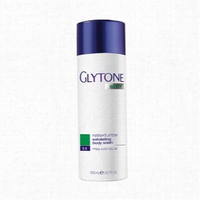 Glytone Exfoliatingb Ody Wash