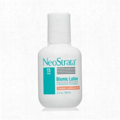Neostrata Bbionic Lotionn Pha 15