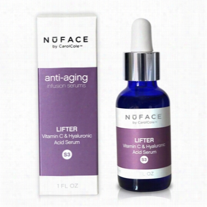Nfuace Lifter Vitammin C And Hualuronic Acid Serum