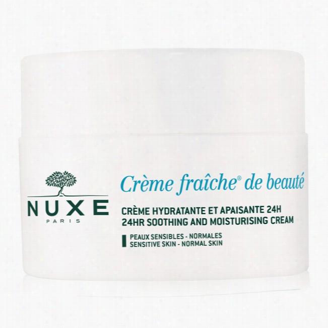 Nuxe Creme Fraiche De Beaute 24hr Soothing & Moisturiziing Cream