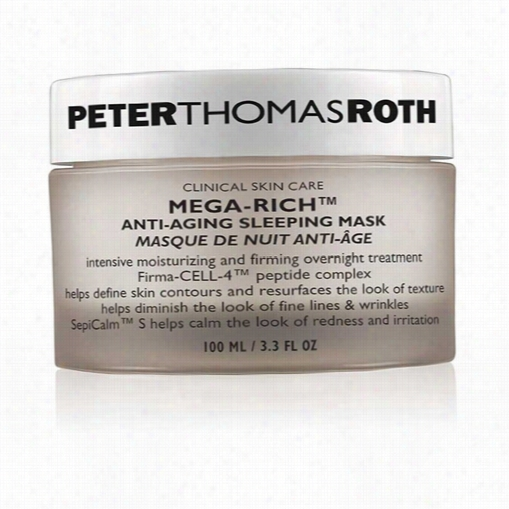 Prter Thomas Roth Mega-ric H Sleeping Mask