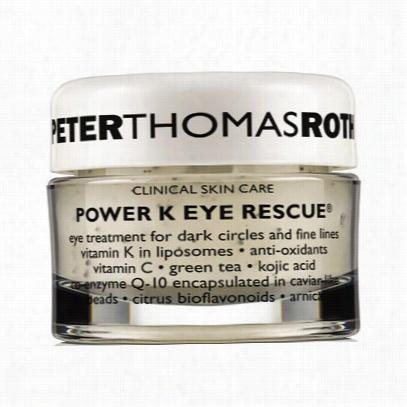 Peter Thomas Roth Power K Eye Erscue