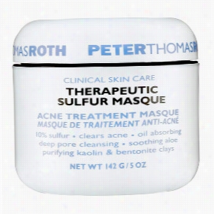 Peter Thomas Roth Therapeutic Sulfur Acne Treatment Masque