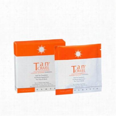 Tan Towel Full Body Classic 5 Bundle