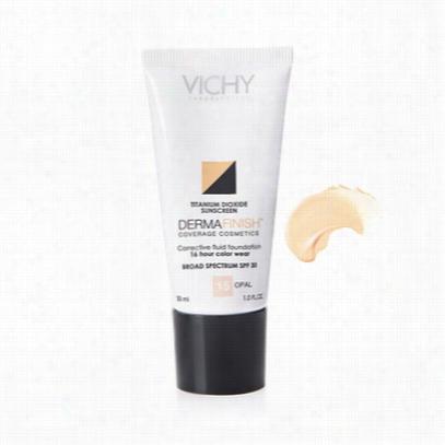 Vichy Dermafinish Corrective Liquid Foundation