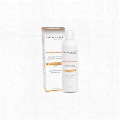 Youngblood Celazome  Moisturizinv Sunscreen Spf 30
